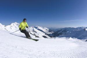Bergchalet Zillertal Skifahren